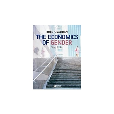 The Economics of Gender, New Book, (9781405161824)