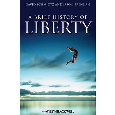 A Brief History of Liberty, Used Book, (9781405170796)