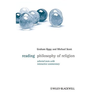 Reading Philosophy of Religion, New Book, (9781405170819)