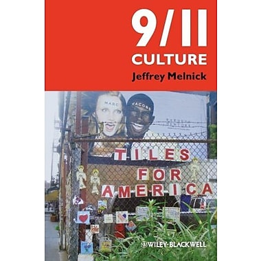 9/11 Culture, New Book, (9781405173711)