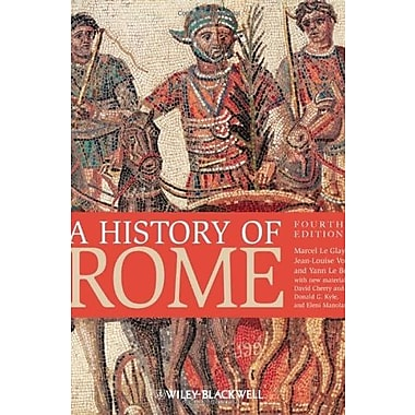 A History of Rome, New Book, (9781405183277)