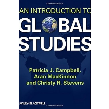 An Introduction to Global Studies, New Book, (9781405187374)