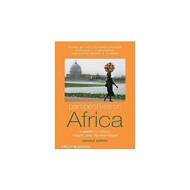 Perspectives on Africa: A Reader in Culture, History and Representation, New Book, (9781405190602)