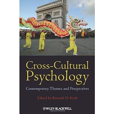 Cross-Cultural Psychology: Contemporary Themes and Perspectives, Used Book, (9781405198042)