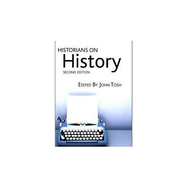 Historians on History, 2nd Edition, New Book, (9781405801683)