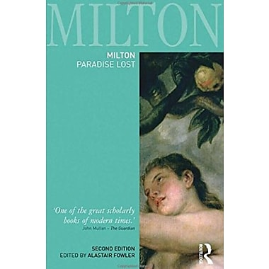 Milton: Paradise Lost, New Book, (9781405832786)