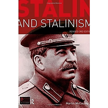 Stalin and Stalinism: Revised 3rd Edition, Used Book, (9781405874366)