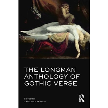 The Longman Anthology of Gothic Verse, Used Book, (9781405899314)