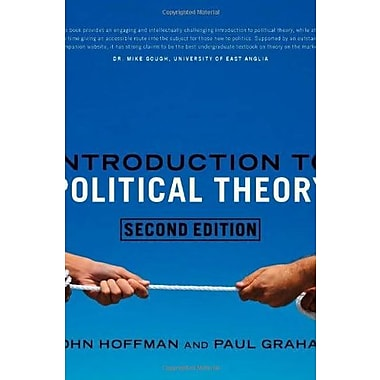 An Introduction to Political Theory, Used Book, (9781405899888)