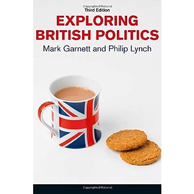 Exploring British Politics, Used Book, (9781408263655)