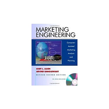 Marketing Engineering, Revised Second Edition, Used Book, (9781412022521)