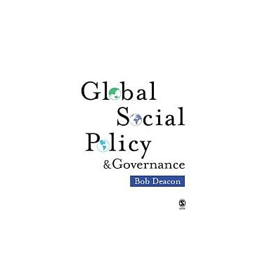 Global Social Policy and Governance, New Book, (9781412907620)