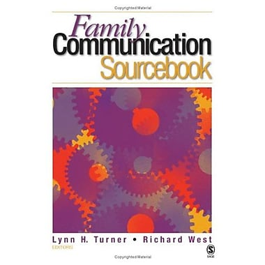 The Family Communication Sourcebook, New Book, (9781412909914)