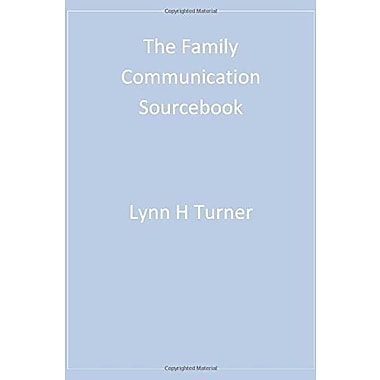 The Family Communication Sourcebook, Used Book, (9781412909921)