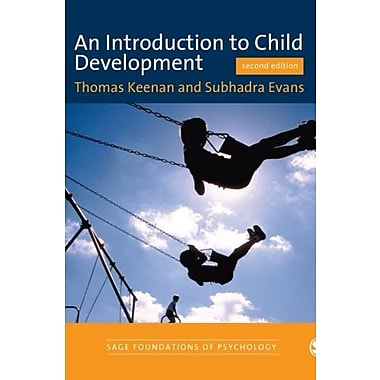 An Introduction to Child Development (SAGE Foundations of Psychology series), New Book, (9781412911153)