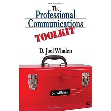The Professional Communications Toolkit, Used Book, (9781412927161)