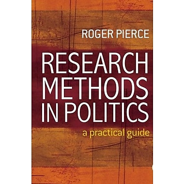 Research Methods in Politics, Used Book, (9781412935517)