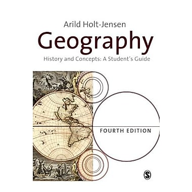 Geography: History and Concepts, New Book, (9781412946506)