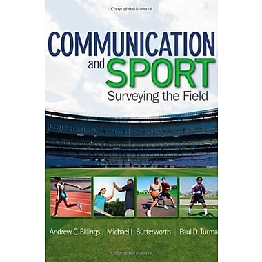 Communication and Sport: Surveying the Field, Used Book, (9781412972932)
