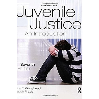 Juvenile Justice: An Introduction, New Book, (9781455778928)