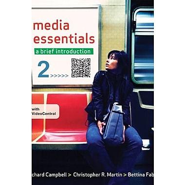 Media Essentials: A Brief Introduction, New Book, (9781457601088)