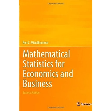 Mathematical Statistics for Economics and Business, New Book, (9781461450214)