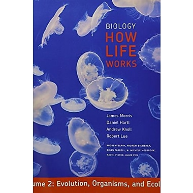 Biology: How Life Works, Volume 2: (Chapters 21-48), Used Book, (9781464104282)