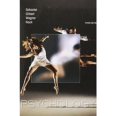 Psychology, New Book, (9781464106033)