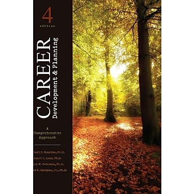 Career Development and Planning: A Comprehensive Approach, New Book, (9781465200068)