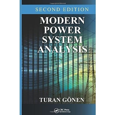 Modern Power System Analysis, Second Edition, New Book, (9781466570818)
