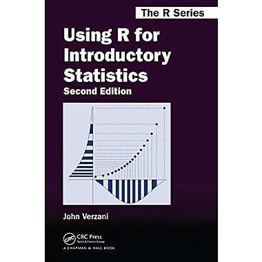 Using R for Introductory Statistics, Second Edition (Chapman & Hall/CRC The R Series), New Book, (9781466590731)