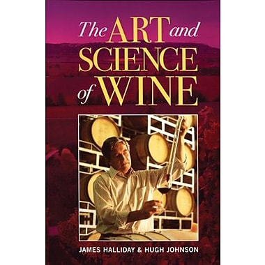 The Art and Science of Wine, New Book, (9781554072477)