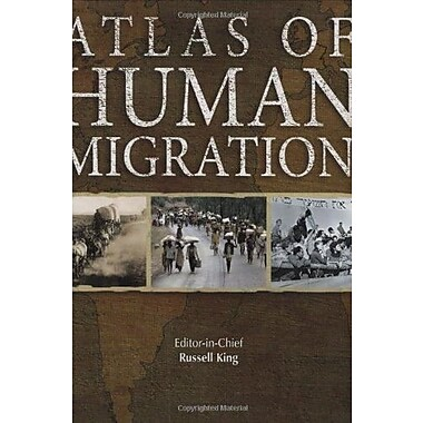 Atlas of Human Migration, New Book, (9781554072873)