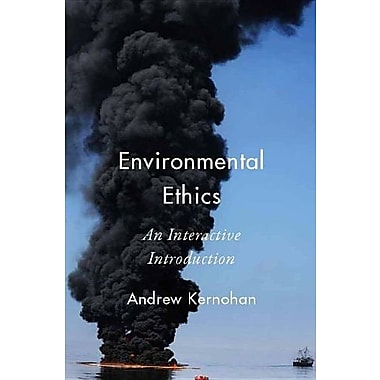 Environmental Ethics: An Interactive Introduction, New Book, (9781554810413)