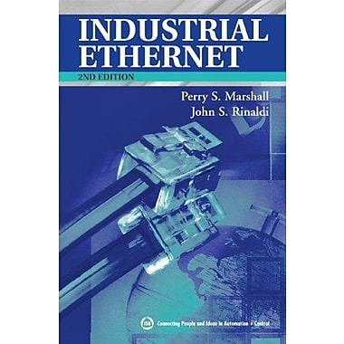 Industrial Ethernet, 2nd Edition, New Book, (9781556178924)