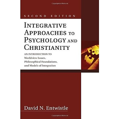 Integrative Approaches to Psychology and Christianity, Second Edition, Used Book, (9781556359446)
