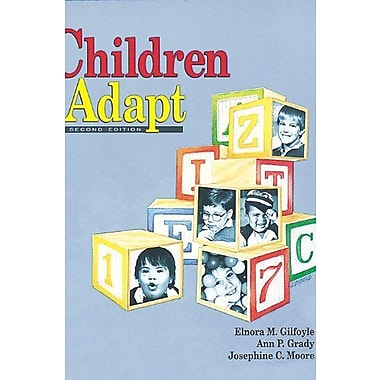 Children Adapt: A Theory of Sensorimotor-Sensory Development, Used Book, (9781556421877)