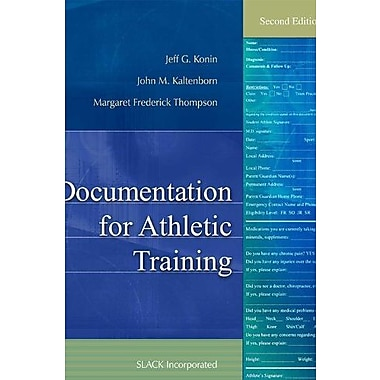 Documentation for Athletic Training, Used Book, (9781556429828)