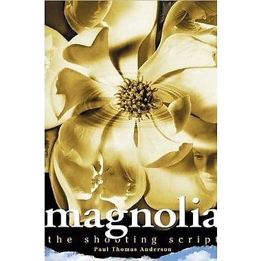 Magnolia: The Shooting Script (Newmarket Shooting Script), Used Book, (9781557044068)