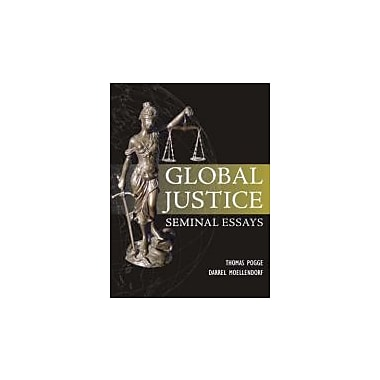 Global Justice: Seminal Essays (Paragon Issues in Philosophy), New Book, (9781557788696)