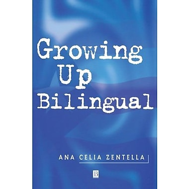 Growing up Bilingual: Puerto Rican Children in New York, Used Book, (9781557864079)