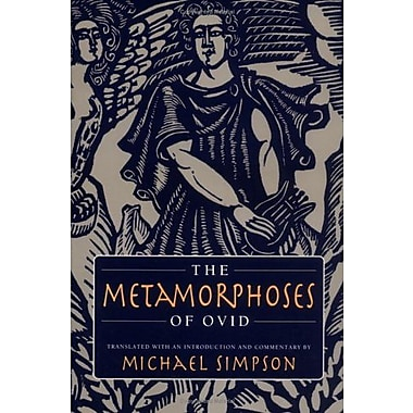 The Metamorphoses of Ovid, New Book, (9781558493995)