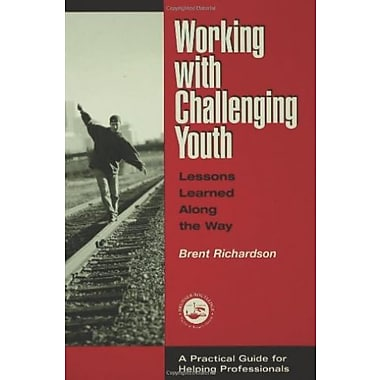 Working with Challenging Youth: Lessons Learned Along the Way (Accelerated Development), New Book, (9781560328919)