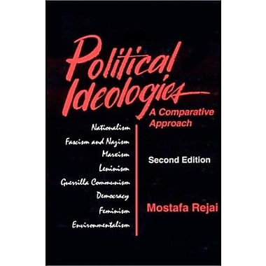 Political Ideologies: A Comparative Approach, New Book, (9781563241420)