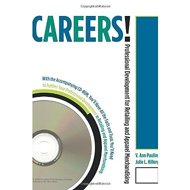 Careers! Professional Development for Retailing and Apparel Merchandising, New Book, (9781563673573)