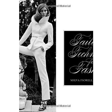 Tailoring Techniques for Fashion, Used Book, (9781563677304)