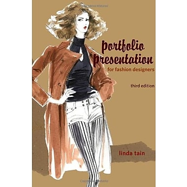 Portfolio Presentation for Fashion Designers, Used Book, (9781563678172)