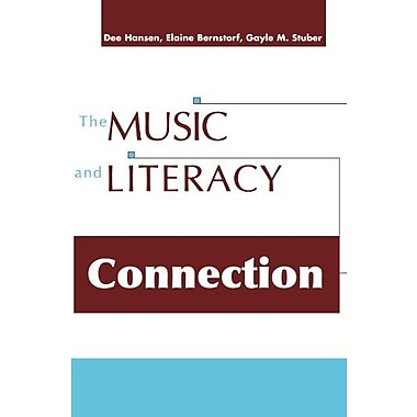 The Music and Literacy Connection, New Book, (9781565451575)