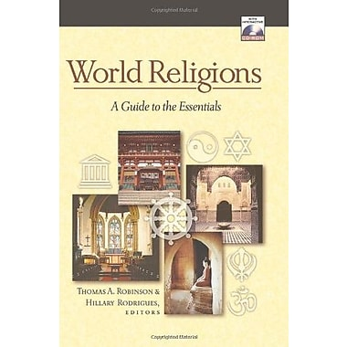 World Religions: A Guide to the Essentials, New Book, (9781565633179)