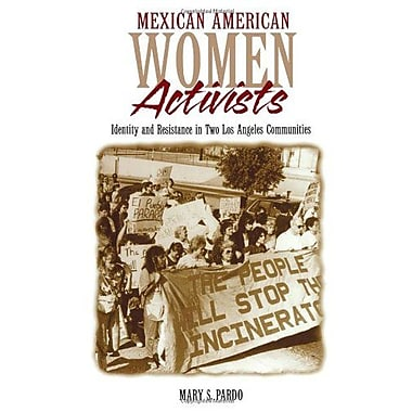 Mexican American Women Activists, New Book, (9781566395731)